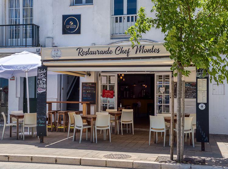 restaurante chef montes